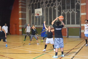 Soul Night - Midnight basketball is back